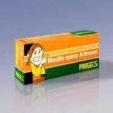 MASILLA EPOXY ARTESANO 1Kg - PARSECS